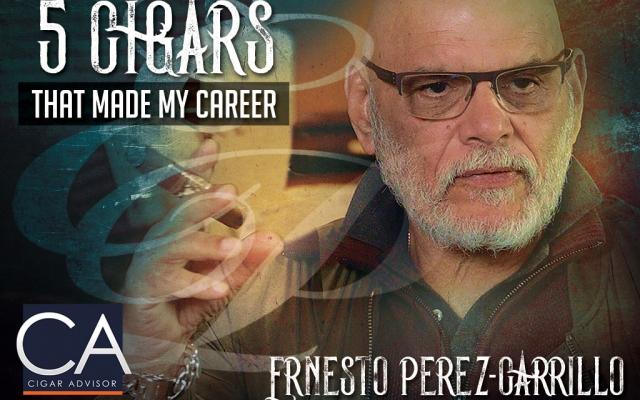 EPC Cigars 5 Cigars Ernesto Perez-Carrillo interview CACover