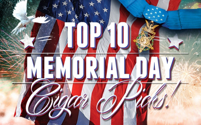 2018 cigars of summer memorial day cigars CACover