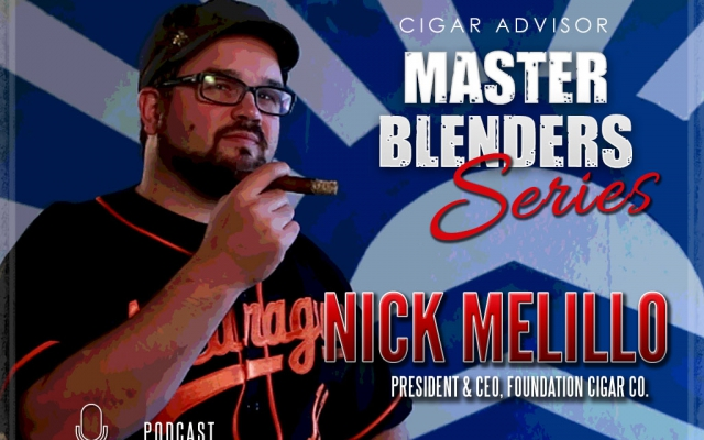 Nick Melillo foundation cigars interview podcast CACover