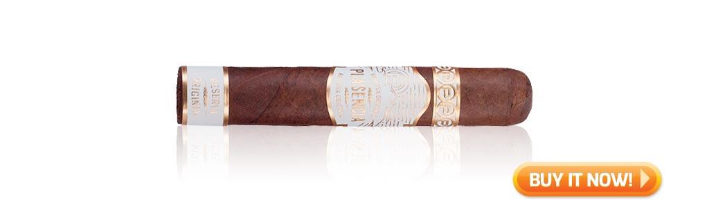 plasencia reserva original cigar pairing