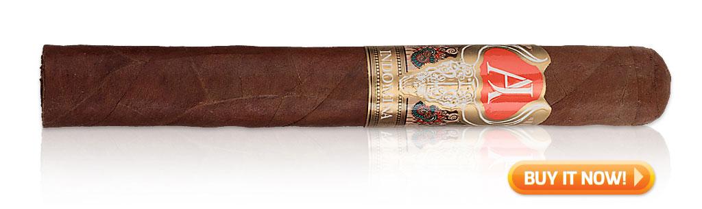 2018 cigars of summer Indomina by AJ Fernandez cigars