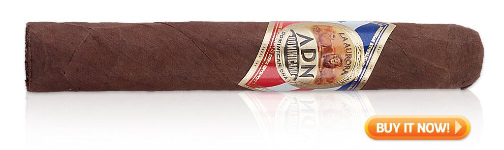 2018 cigars of summer La Aurora ADN Dominicano cigars