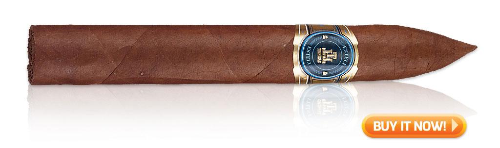 2018 cigars of summer Trinidad Esteli by Plasencia cigars