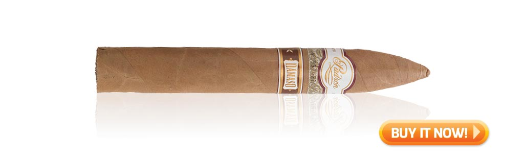 outlier cigar brands padron damaso cigars