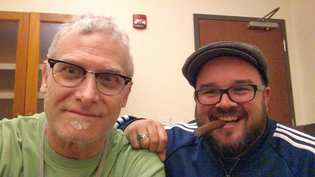 nick melillo foundation cigars podcast interview Master Blenders GK