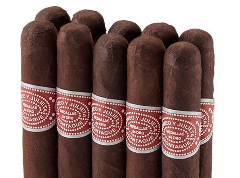 romeo montague by AJ Fernandez cigar review 10 pk