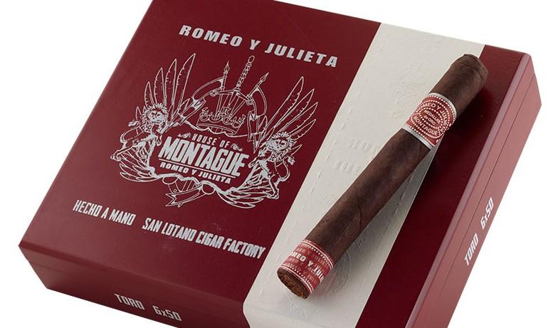 romeo montague by AJ Fernandez cigar review box