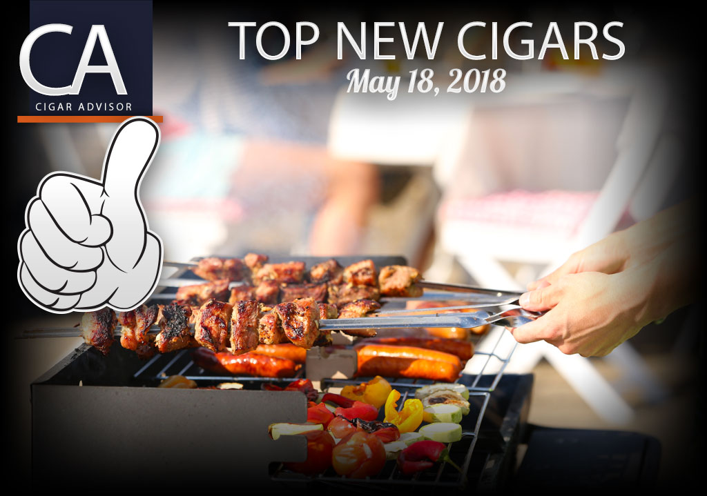 CA Report: Top New Cigars – May 18 2018