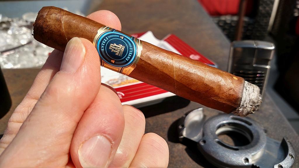 trinidad esteli cigar review MWC GK