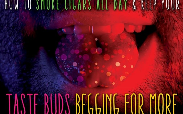 Tricks to Cleans Your Palate between cigars CACover