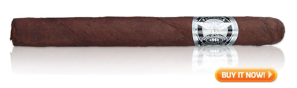 partagas cigars guide partagas 1845 Extra Fuerte cigar review BIN