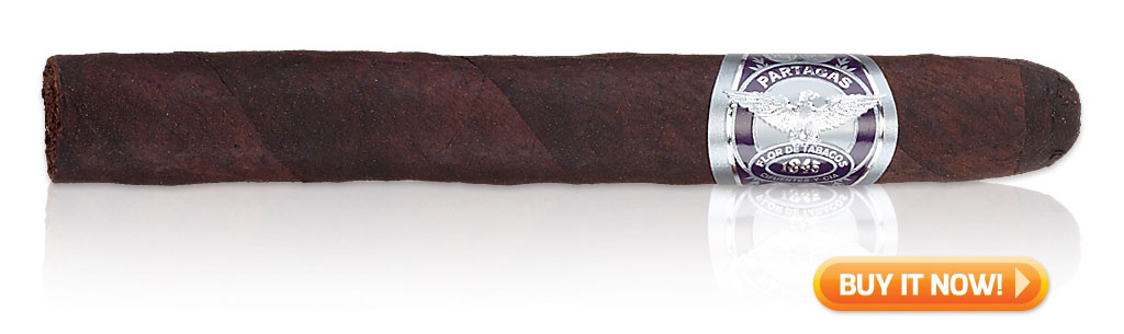 partagas cigars guide partagas 1845 extra oscuro cigar review BIN