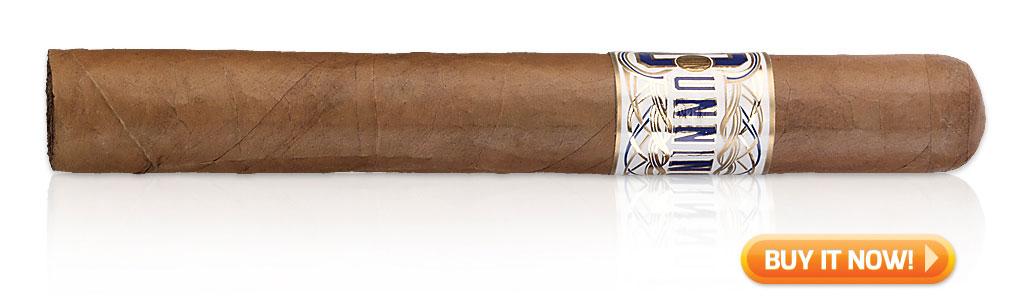 start smoking cigars again Cunning Joya De Nicaragua cigars