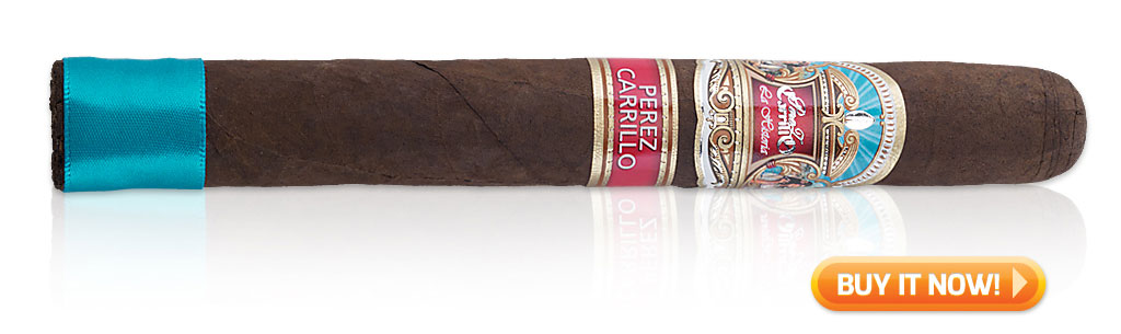 red wine and cigar pairings EP Carillo La Historia cigars