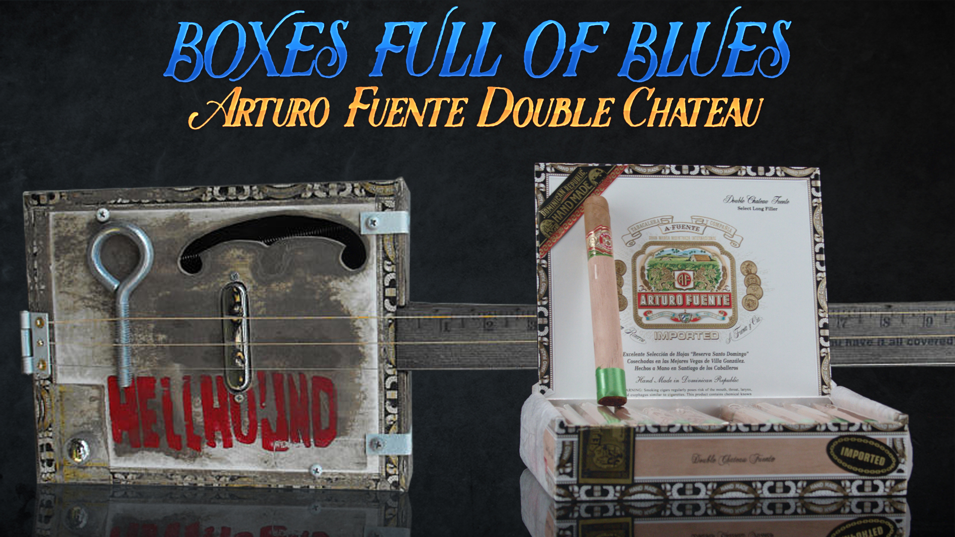 best cigar boxes to make cigar box guitars arturo fuente chateau fuente cigars