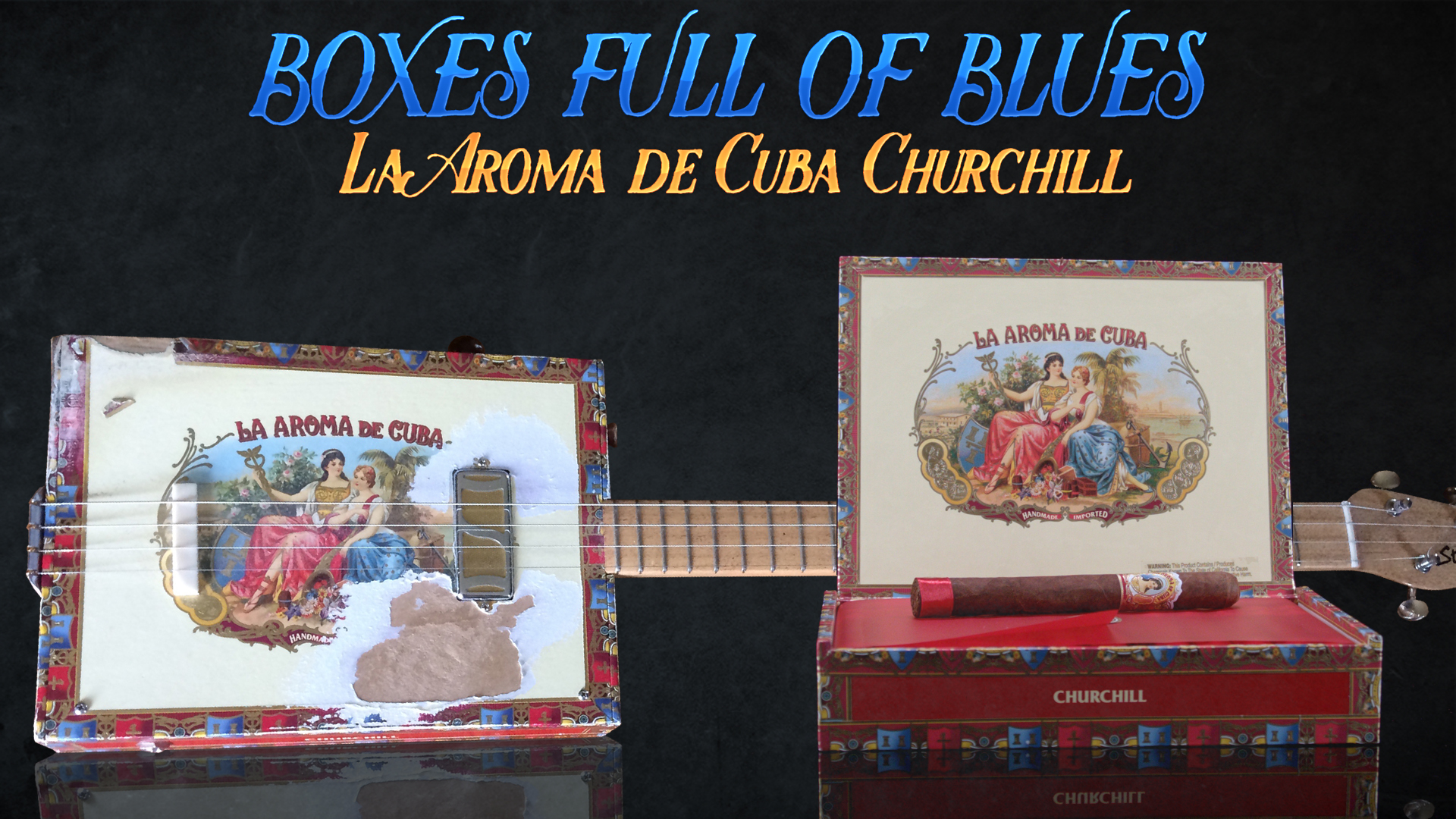 best cigar boxes to make cigar box guitars la aroma de cuba cigars