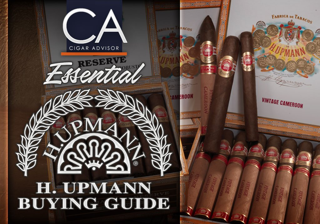 2018 CA Report: The Essential Cigar Advisor Guide to H. Upmann Cigars