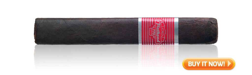cao flathead cigars rick rodriguez top 5 cigars career