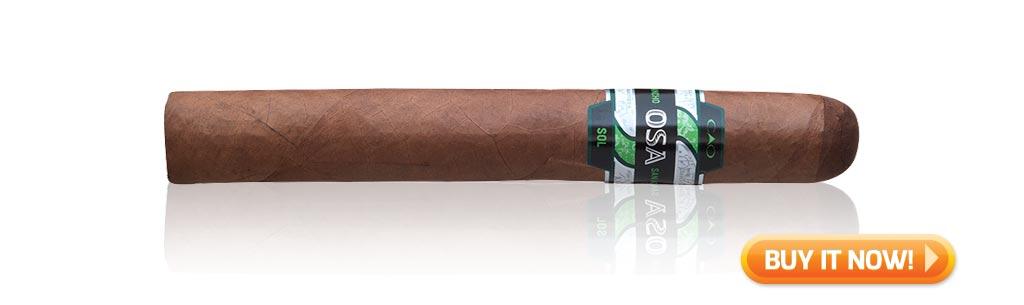 cao cigars cao osa sol rick rodriguez to 5 cigars career