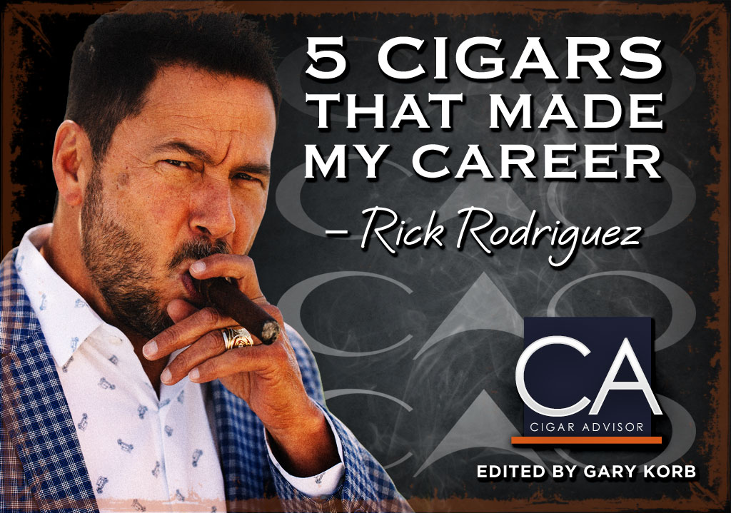 5 Cigars That Made My Career: Rick Rodriguez of CAO Cigars