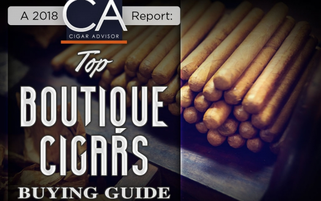 best boutique cigars for beginners CACover