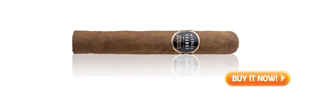 top boutique cigars for beginners crowned heads headley grange cigars