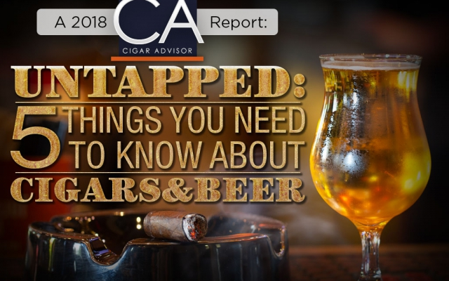 5 things about cigars and beer CACover