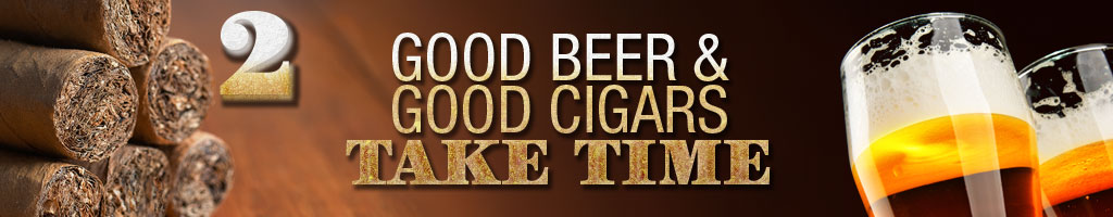 5 things about cigars and beer 2
