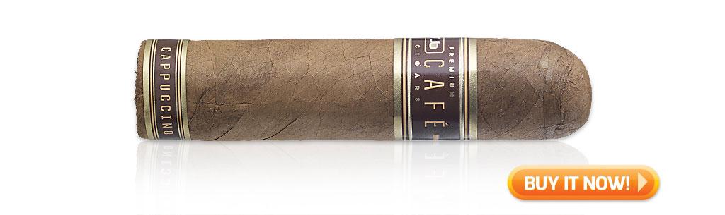 nub cigars guide nub cafe cappuccino cigar review nub nuance BIN