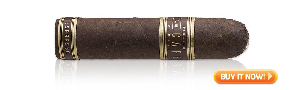 nub cigars guide nub cafe espresso cigar review nub nuance BIN