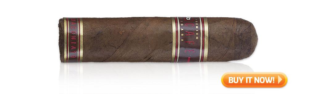 nub cigars guide nub cafe macchiato cigar review nub nuance BIN
