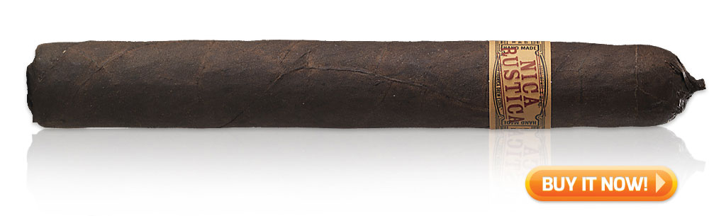 Nica Rustica by Drew Estate – El Brujito