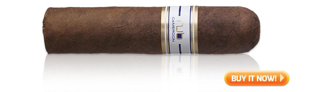 best short cigars Nub Cameroon 460 cigars