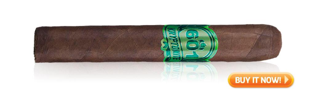 build a cigar collection sharing cigars 601 kryptonite cigars