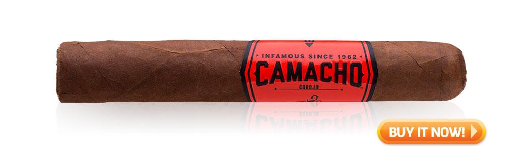 build a cigar collection good cigars camacho corojo cigars