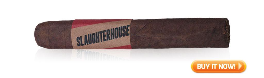 build a cigar collection yard gards slaughterhouse cigars