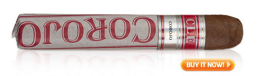 top cigar brands cle corojo