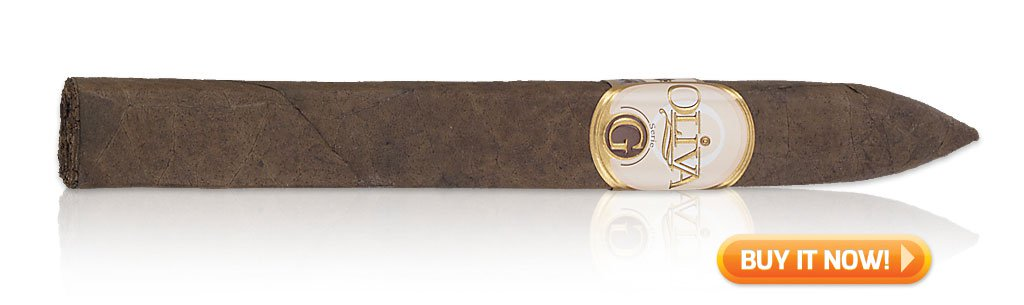top cigar brands oliva serie g
