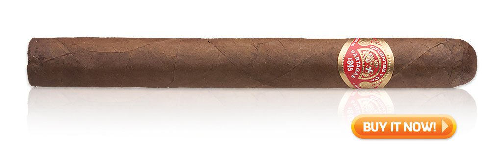top cigar brands partagas