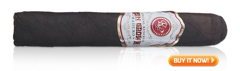 top cigar brands rocky patel sun grown maduro