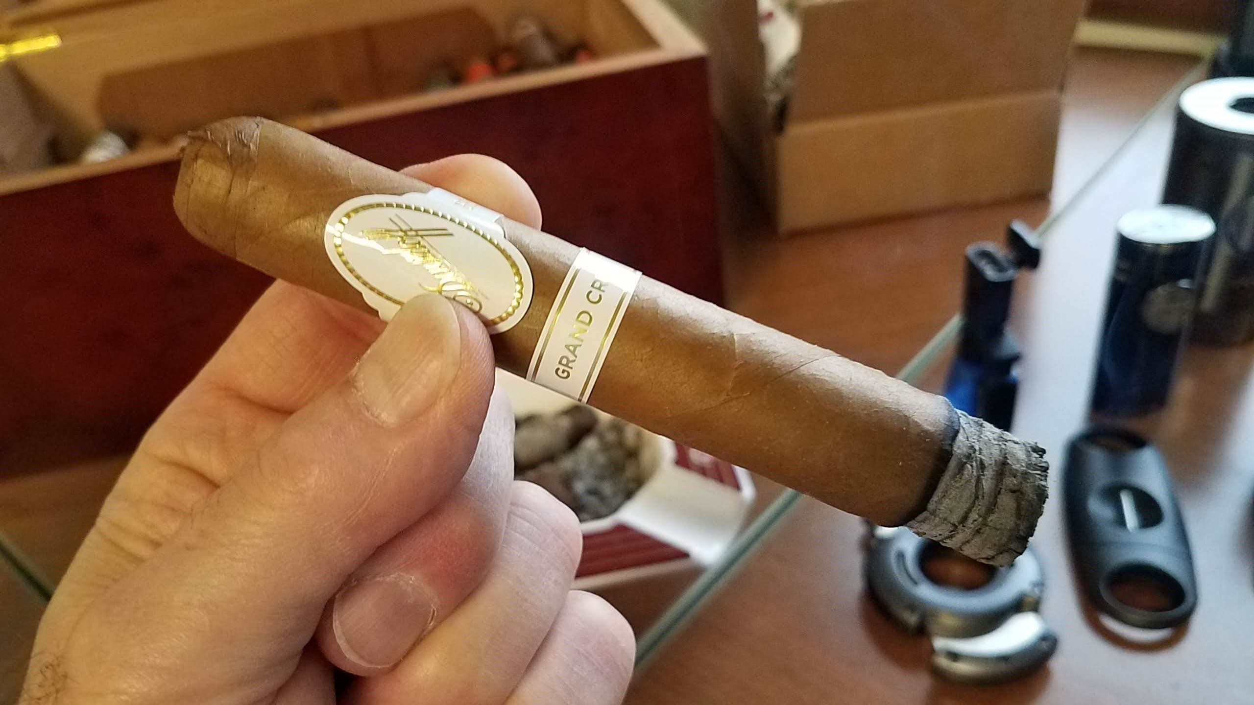 davidoff cigars guide davidoff grand cru cigar review gk