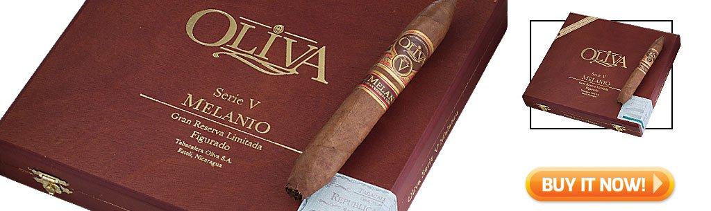 2018 best cigar gifts for christmas guide oliva serie v melanio cigars bin