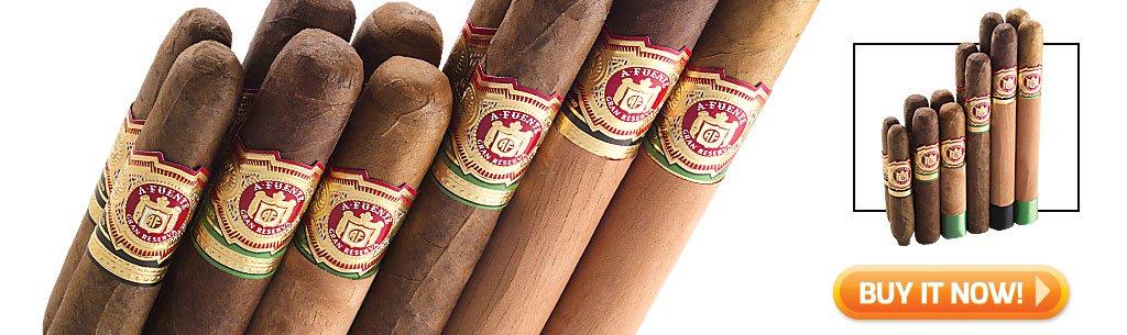 2018 best cigar gifts for christmas guide top cigar sampler gifts best of arturo fuente cigars sampler bin