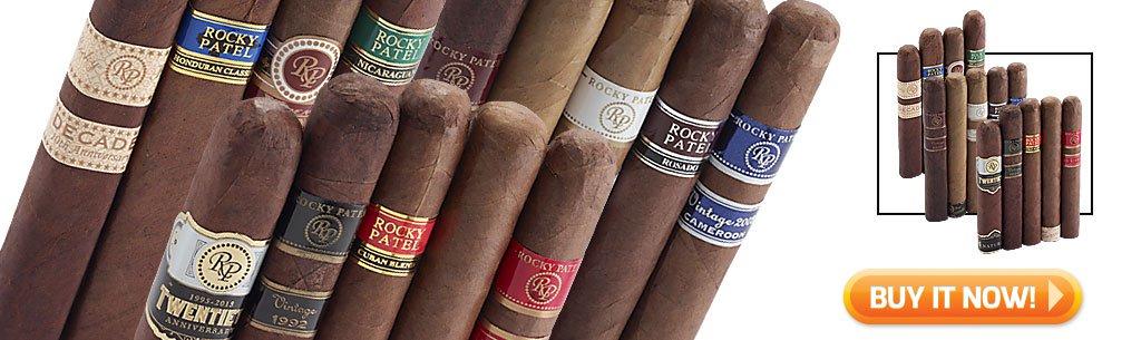 2018 best cigar gifts for christmas guide top cigar sampler gifts best of rocky patel cigars sampler bin