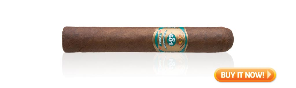 best cigars to pair with coffee 601 green label cigars bin