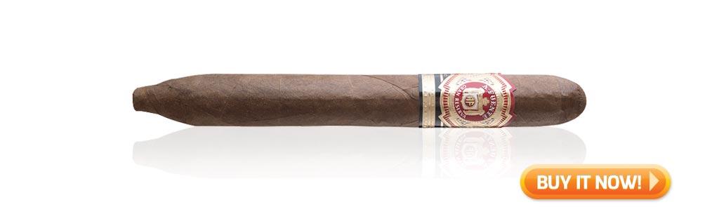best cigars to pair with coffee arturo fuente hemingway cigars bin