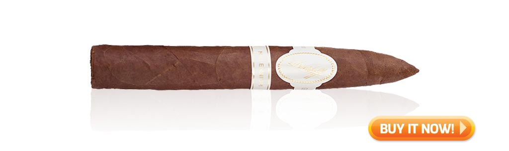best cigars to pair with coffee davidoff millennium cigars bin