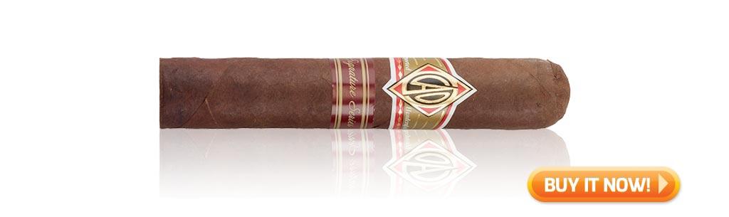 cao signature robusto cigar review bin