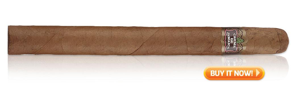 cigar boom cigars creme de jamaica