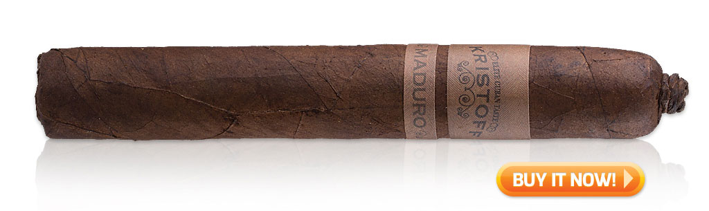 cigar journal trophy award cigars 2018 kristoff maduro cigars